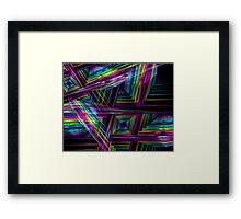 Electronic Art Framed Print