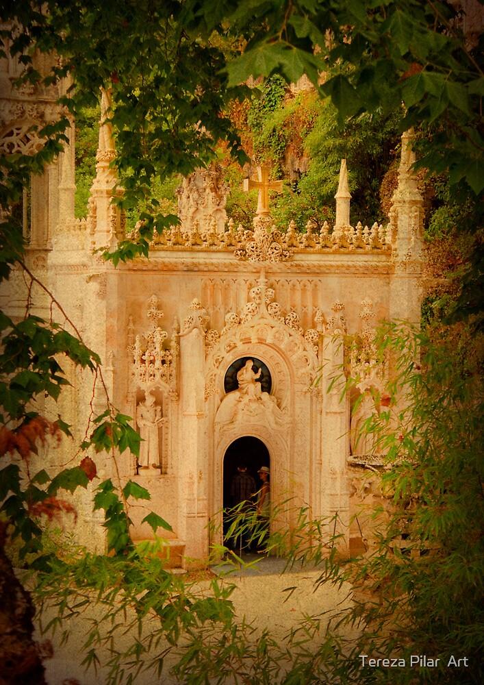 quinta da regaleira capela sintra by terezadelpilar~ art & architecture