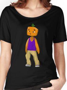 SpicyKumquat Drawn Tee Women's Relaxed Fit T-Shirt