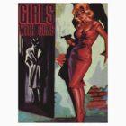 Girls with Guns II by sashakeen