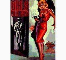 Girls with Guns II Unisex T-Shirt