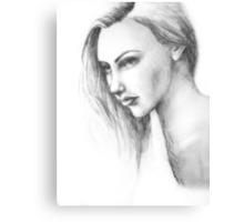 Girl 2 Canvas Print