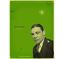 Greb Photographic Print