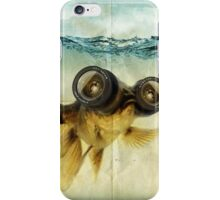 Lens eyed fish iPhone Case/Skin