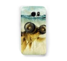 Lens eyed fish Samsung Galaxy Case/Skin