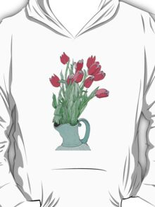 A pitcher of Tulips T-Shirt
