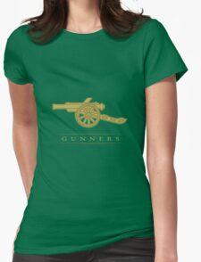 Gunner Arsenal Womens Fitted T-Shirt
