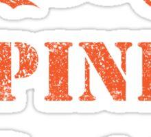 Kruk and Kuip's Pine Meat Company Sticker
