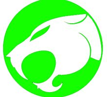 THUNDERCATS GREEN by SourKid