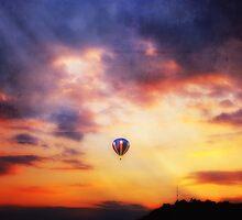 Heaven's Door by Dragos Dumitrascu