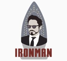 IRONman by BlueCordial