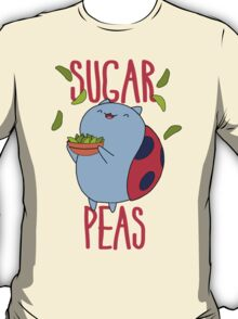 bravest warriors catbug sugar peas tshirt T-Shirt