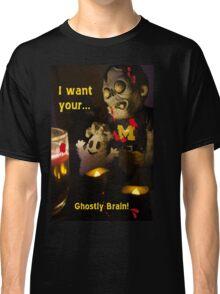 Zombie Mess Classic T-Shirt