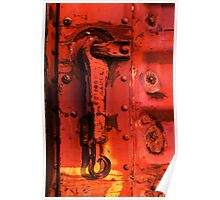 The Red Latch Poster