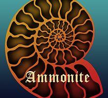 Ammonite by kuuma