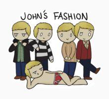 John's Fashion by shockingblanket