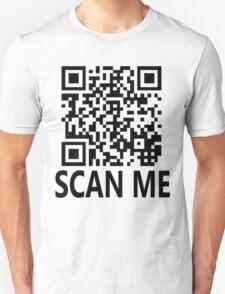 Scan me, shirt gag! T-Shirt