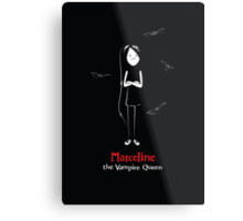 Marceline the Vampire Queen Metal Print