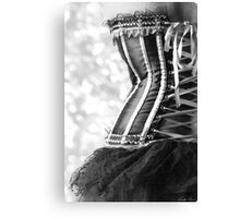 Ribbons and Lace Canvas Print