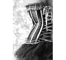 Ribbons and Lace Photographic Print