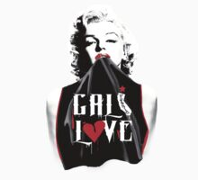 Marilyn Monroe CALI LOVE by daleos