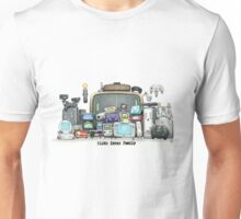 Video games family Unisex T-Shirt
