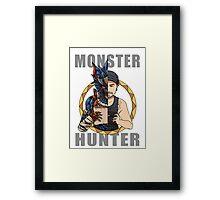 Hunter's Life (Matthew Custom) Framed Print