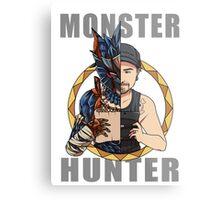 Hunter's Life (Matthew Custom) Metal Print