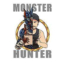 Hunter's Life (Matthew Custom) Photographic Print