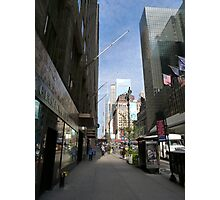 NYC Street Photographic Print