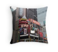Hershey's Throw Pillow