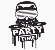 Party Time Owl by Style-O-Mat