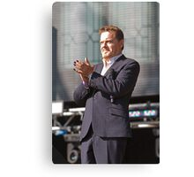 Eddie Izzard Canvas Print