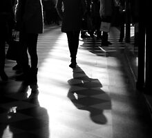 Arcade Walk by Mick Kupresanin