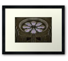 Colorful light  Framed Print