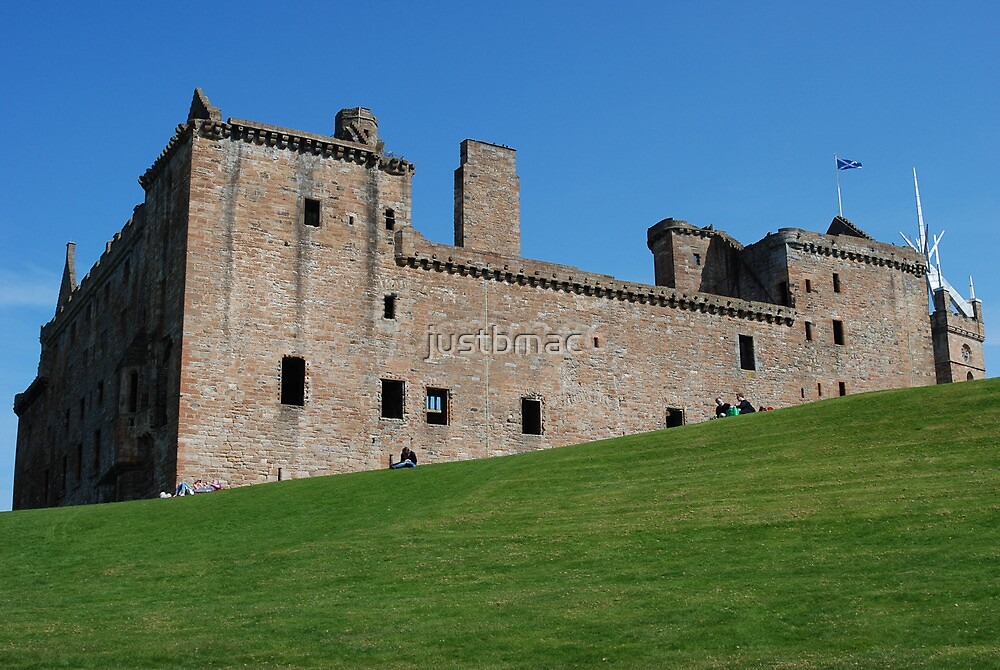 Linlithgow Palace by justbmac