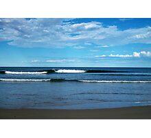Beautiful Surf #2 Photographic Print