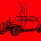 Rolls Royce by Pradeep Yadav