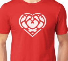 Zelda Skyward Sword Heart (white) Unisex T-Shirt