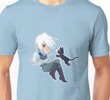 Al and his cat Unisex T-Shirt