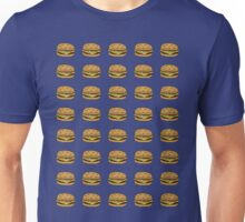 Many Cheeseburgers Unisex T-Shirt