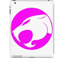 THUNDERCATS HOT PINK iPad Case/Skin