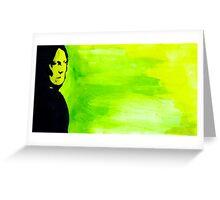 Snape Greeting Card