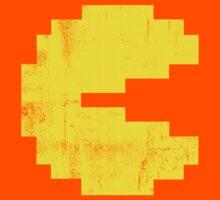 8 bit Pacman V.2 by Madkristin