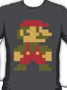 8 bit Mario V.2 T-Shirt