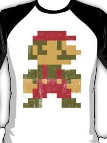 8 bit Mario V.1 T-Shirt