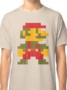 8 bit Mario V.1 Classic T-Shirt