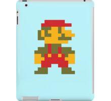 8 bit Mario V.2 iPad Case/Skin