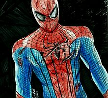 The Amazing Spiderman by okayseesee