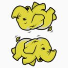 Apache Hadoop ×2 by posx ★ $1.49 stickers